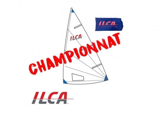 ILCA 6 radial championship...