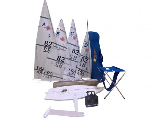 RC laser regattas