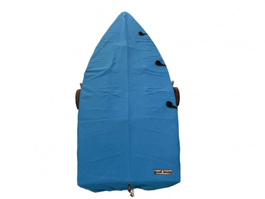 Cover from above ILCA Dinghy