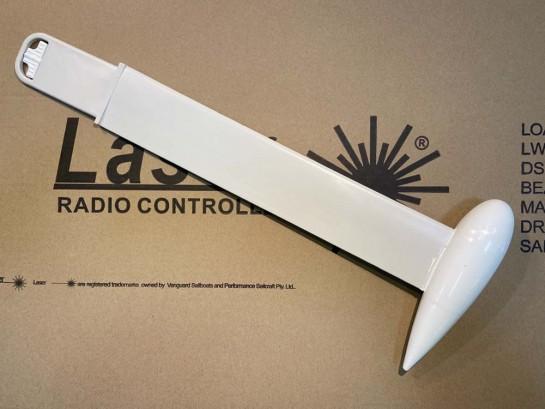 Complete keel Laser RC