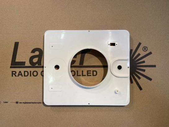 Trappe radio Laser RC