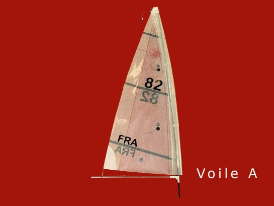 Voile A Laser RC