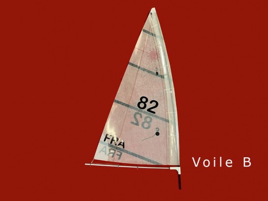 Voile B Laser RC