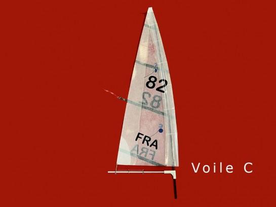 Voile C Laser RC