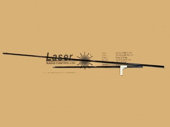 RC Laser Mast