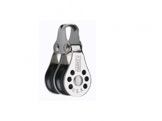 Harken pulley 22 mm Double...