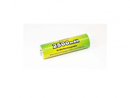 Battery only AA 2500 type...