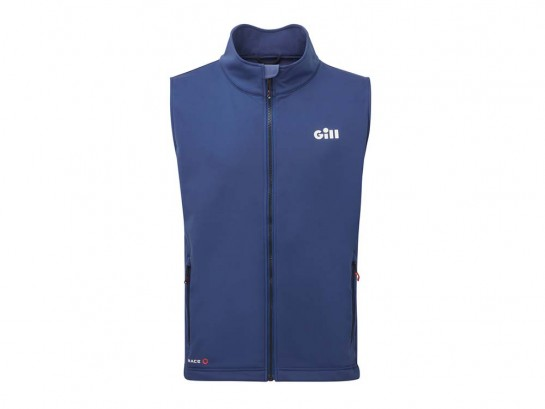 Gilet Race Softshell Homme