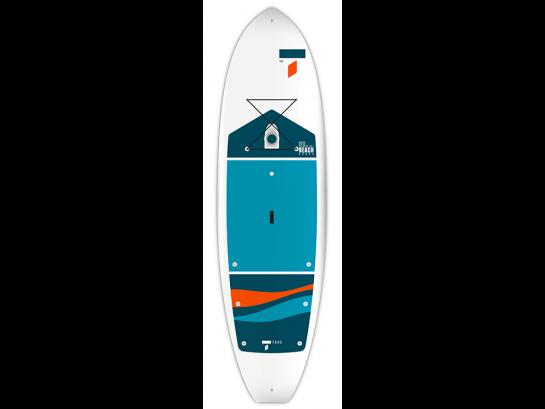 10'0 BEACH CROSS