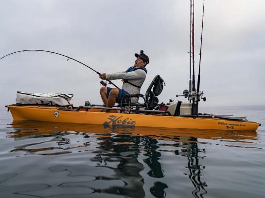 Hobie Kayak Mirage Pro Angler 14
