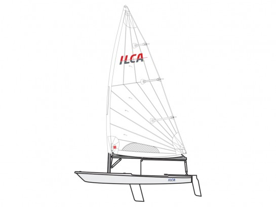ILCA 7 (Mk2) Compétition
