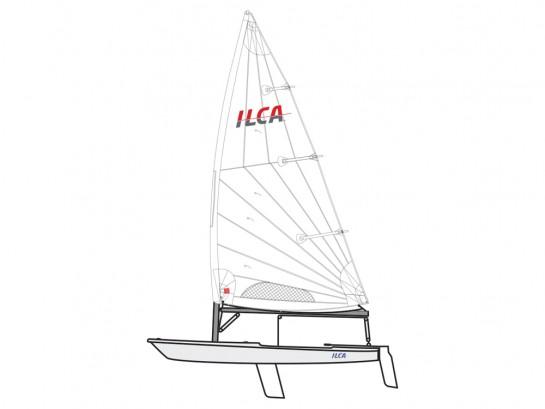 ILCA 7 (Mk2) Competition