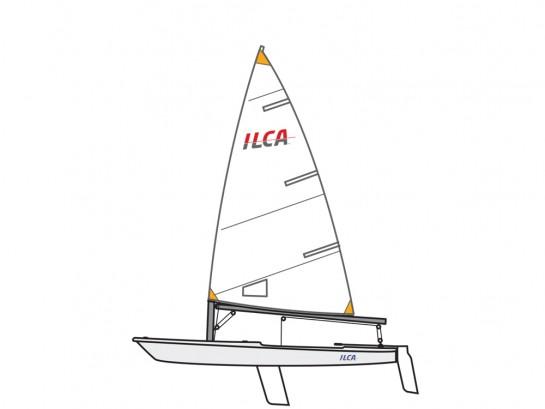 ILCA 4 (4.7) Compétition