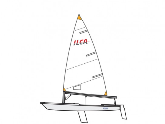 ILCA 4 (4.7) Competition