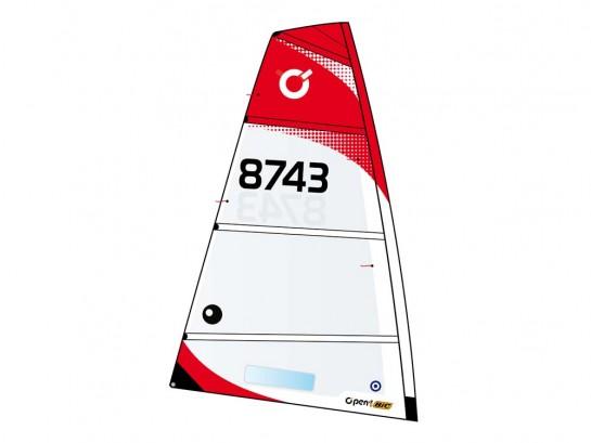 O'Pen Skiff sailing 3.8