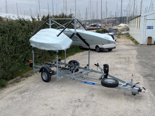 Trailer Sail coach Laser /...