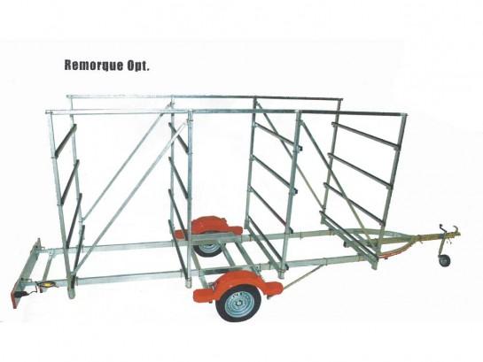 R 501/551 Remorque 6/8...