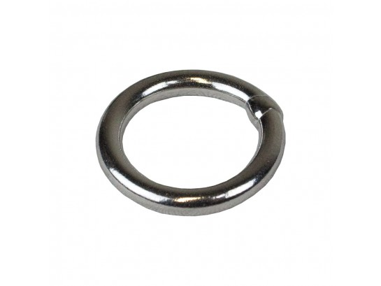 Stainless steel ring for...