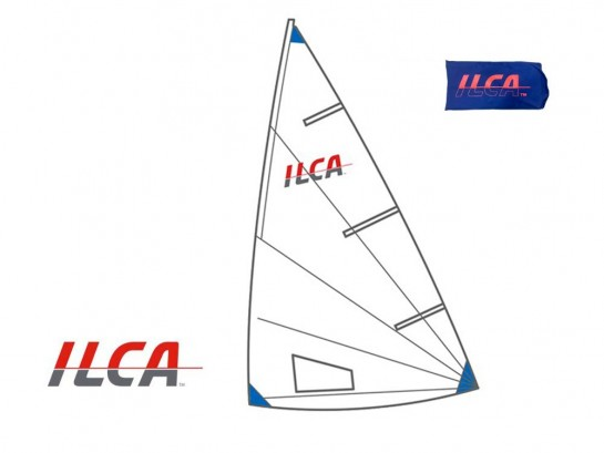 Voile / Sail ILCA 6 (radial)