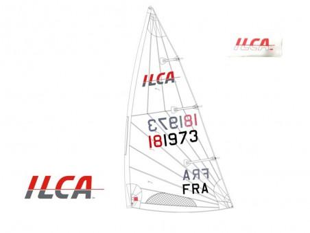 Voile / Sail ILCA 7 (Mk2) + Numéros