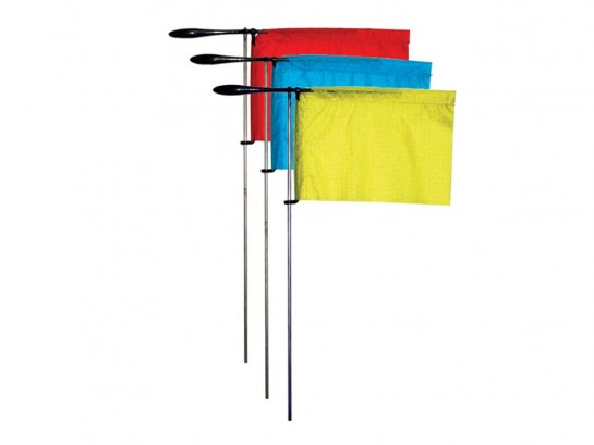 Flag vane