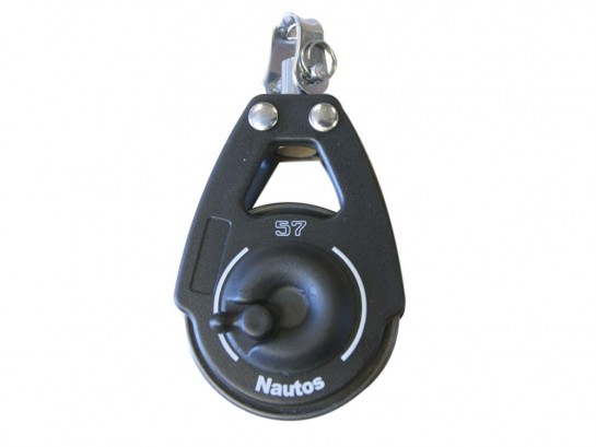 Winch pulley