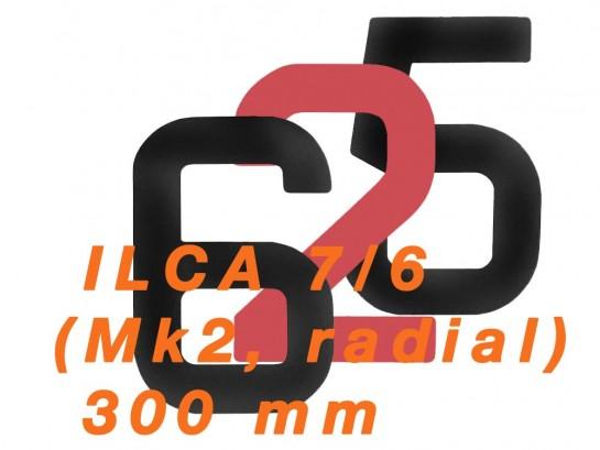 Numéro de voile ILCA 7/6...