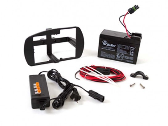 Sounder installation kit...