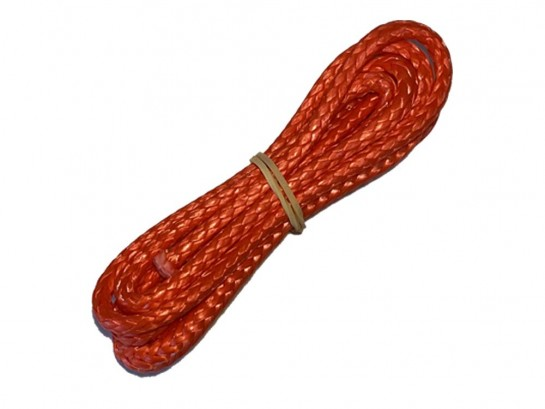 Cunningham unsheathed rope